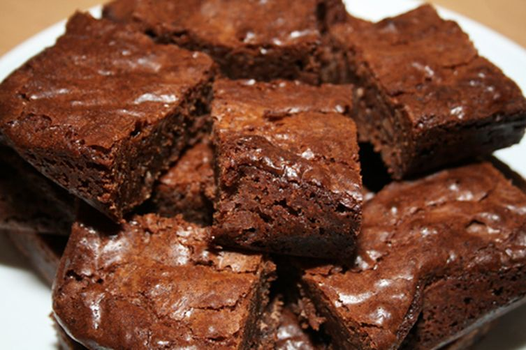 Hempful Protein Brownies