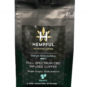 CBD Infuse Coffee Beans PNG