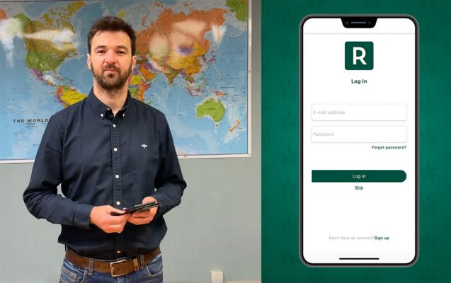 Hempful Rebalance Pro Rewards App